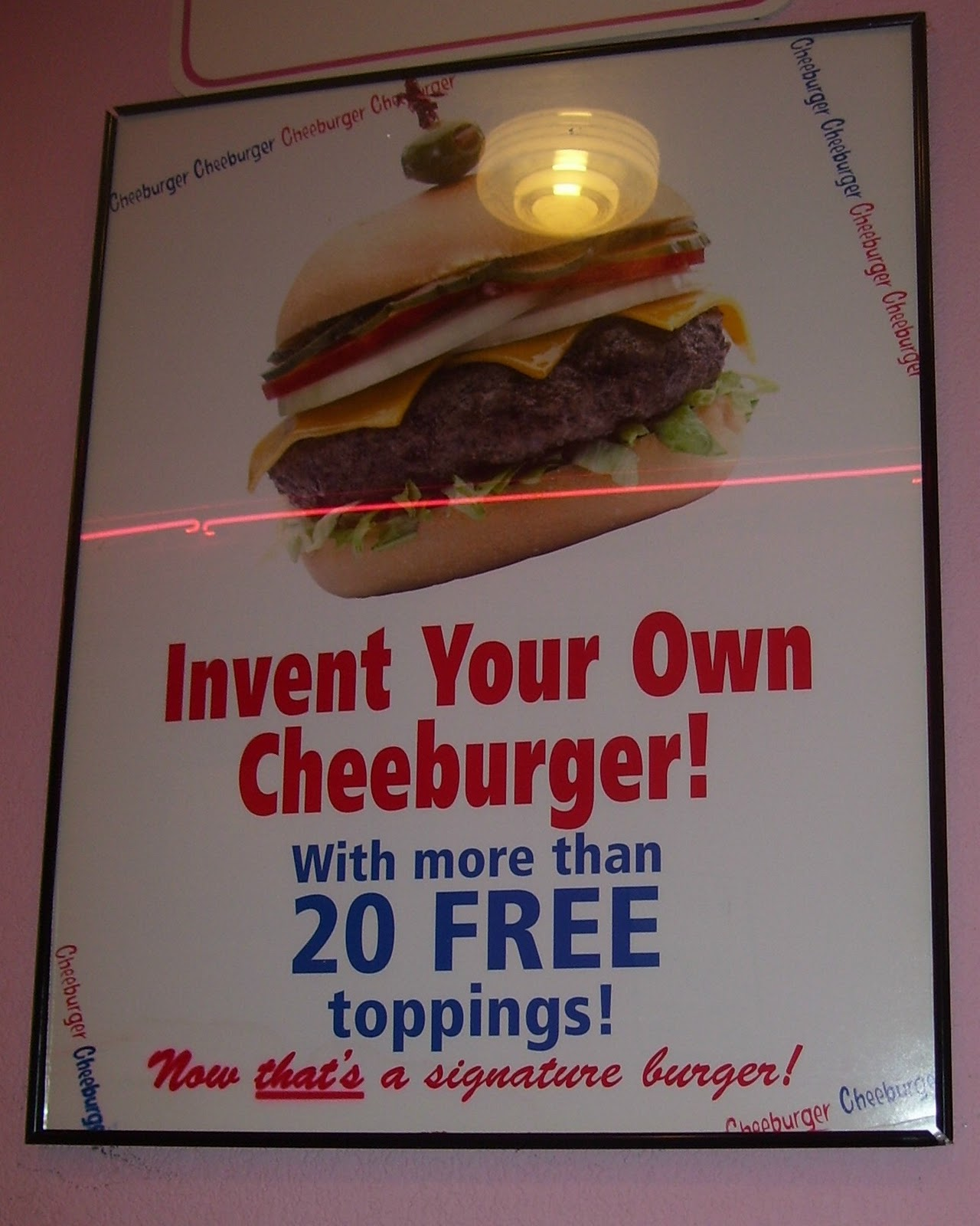 The problem with dating today cheeburger